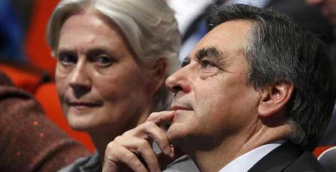 فيون مرشح الرئاسة الفرنسية غاضب من اتهام زوجته بتلقي أجر عن عمل وهمي