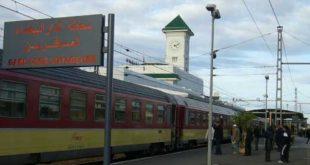 محطة الدار البيضاء المسافرين