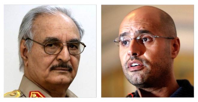 التدخل الإقليمي في الأزمة الليبية.. وتخيير الليبيين بين دكتاتورين: حفتر أم سيف الإسلام!!