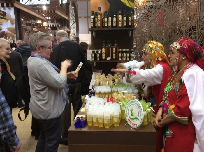 المنتوجات المغربية تتألق ببرلين وتفتح شهية الأوربيين للاكتشاف