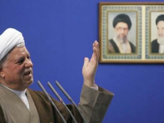 وفاة  الرئيس الإيراني السابق علي اكبر هاشمي رفسنجاني