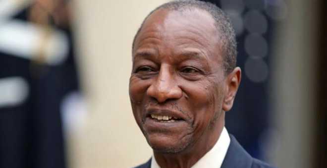 انتخاب الرئيس الغيني ألفا كوندي رئيسا للاتحاد الإفريقي