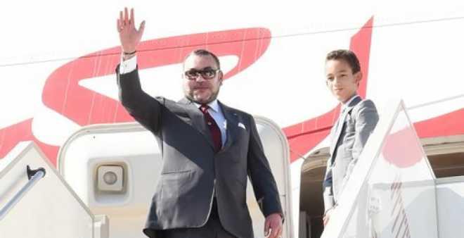 الملك محمد السادس يتوجه إلى إثيوبيا لحضور قمة الاتحاد الإفريقي