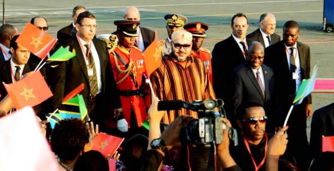 الأفارقة يرحبون بعودة المغرب إلى الاتحاد الإفريقي