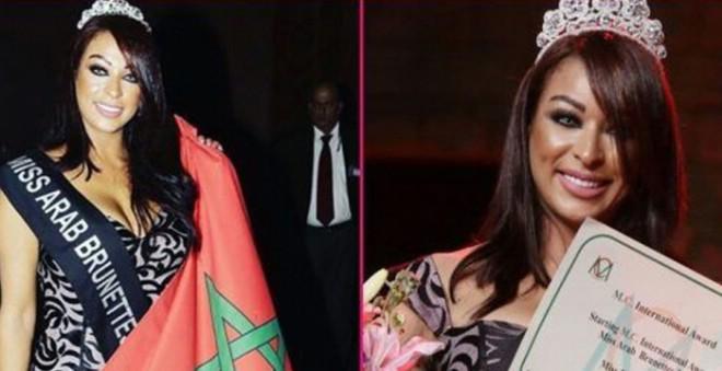 ملكة جمال السمراوات العرب تشن حربا ضد الحسابات الوهمية المنشأة باسمها