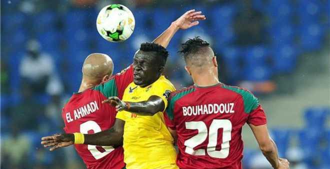 المنتخب المغربي ينعش آماله في الكان بفوزه على الطوغو