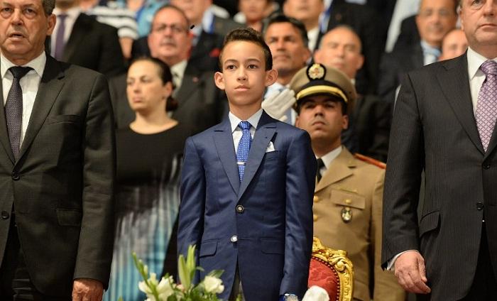ولي العهد الأمير مولاي الحسن يدشن متحف حضارة الماء بمراكش