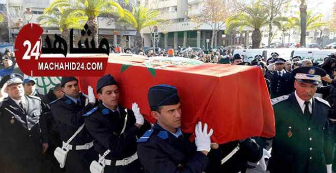 وصول جثامين الأمنيين ضحايا حادثة ''لوطوروت'' إلى فاس