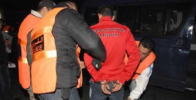 غريب. مواطن يعض ضابط شرطة داخل مخفر ببوزنيقة!