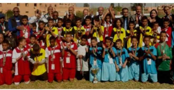 المنتخب المدرسي يستعد للفوز بدوري دولي