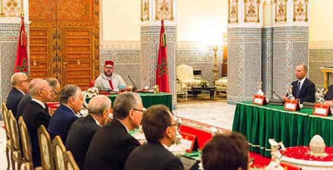المجلس الوزاري برئاسة الملك يصادق على القانون التأسيسي للاتحاد الإفريقي