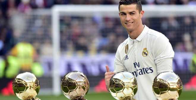 رونالدو يحسم مستقبله مع ريال مدريد