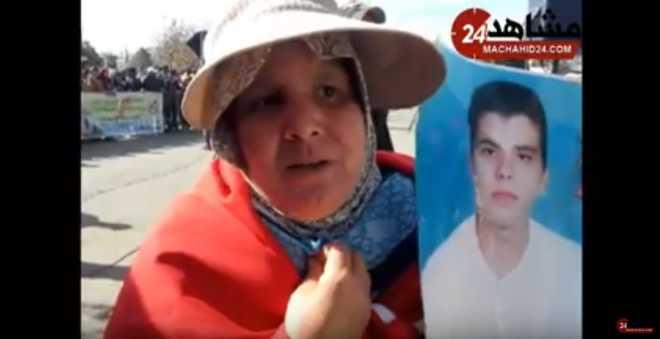 مؤثر.. شقيقة المخازني الذي ذُبح في أكديم إزيك: والدي مات بالحسرة!