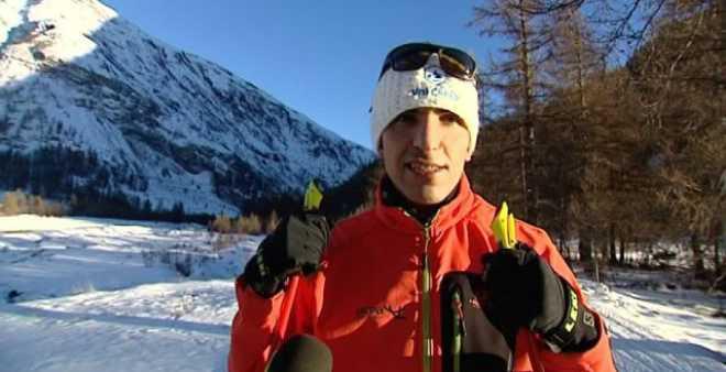 المغربي عزيماني أول متزحلق يشارك في دورتين للألعاب الأولمبية الشتوية