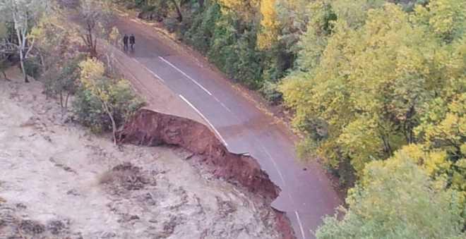 وزارة النقل: تصدعات الطريق رقم 9 بين مراكش وأكادير لا علاقة لها بجودة الأشغال