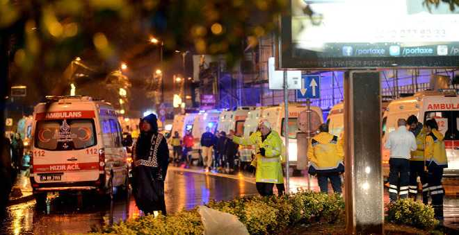 الحكومة التركية: نقترب من التعرف على هوية منفذ هجوم إسطنبول