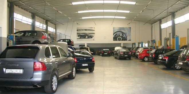 بيع السيارات