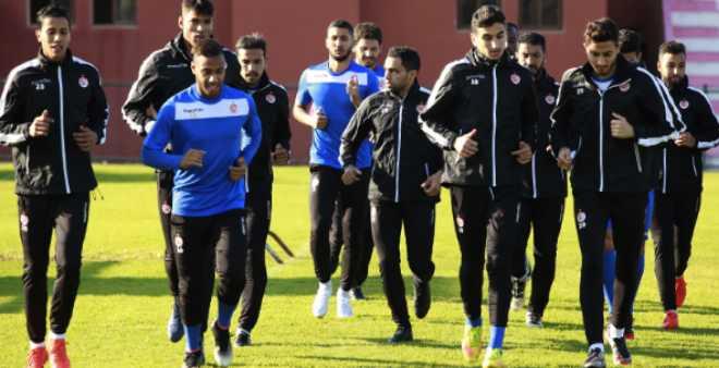 الوداد يستعد في مراكش لمرحلة الإياب
