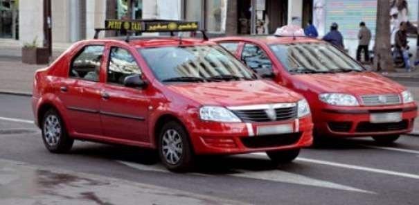 سيارات الأجرة الصغيرة