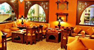 مطعم مغربي