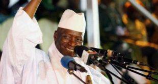 رئيس غامبيا