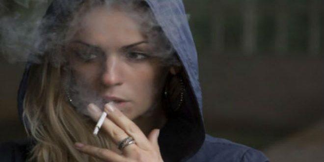 سعال التدخين