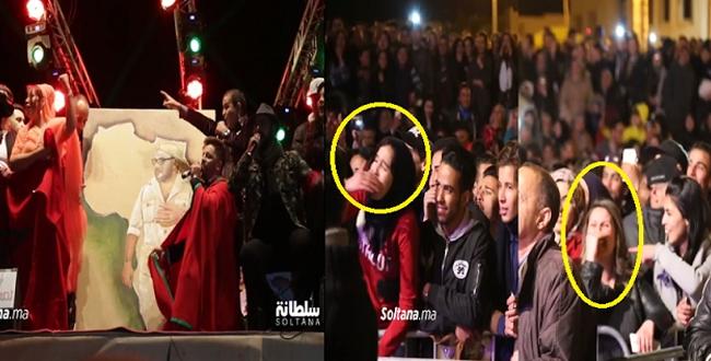 فيديو .. الفنانون المغاربة يحتفلون في وجدة بعودة المغرب إلى الاتحاد الإفريقي