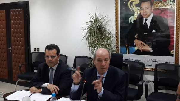 تشاور وتحاور في الرباط حول علاقة المغرب  مع منظمة العمل الدولية