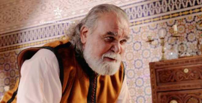 تكريم الممثل القدير محمد مفتاح بمهرجان الأقصر للسينما