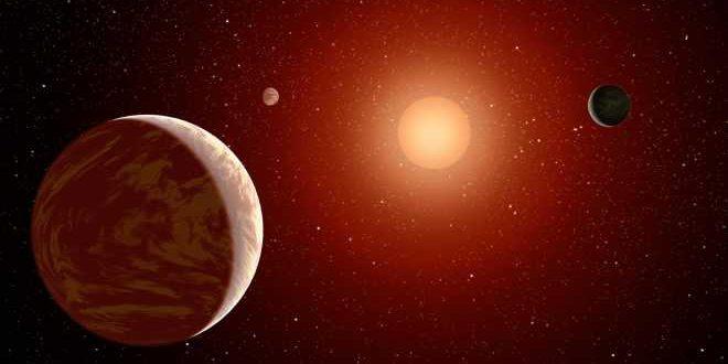 اكتشاف سبع كواكب