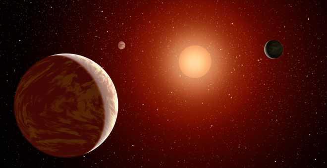 ناسا تعلن عن اكتشاف سبع كواكب شبيهة بكوكب الأرض