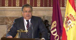 وزير الداخلية الإسباني