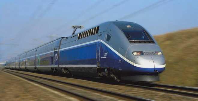 قرض فرنسي مهم لإنهاء مشروع الخط السككي فائق السرعة
