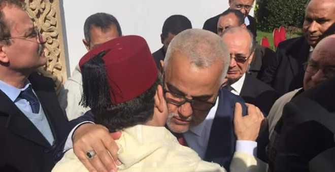 عزاء امحمد بوستة يجمع شمل السياسيين المغاربة (صور - فيديو)