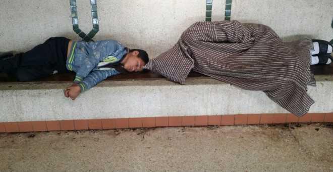بالصور. السلطات تشن حملة تمشيطية ضد المتشردين بالبيضاء
