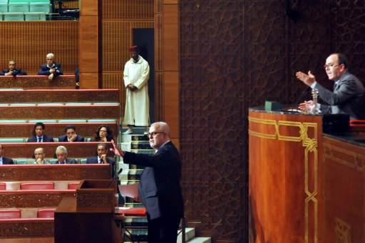 صحف الصباح:مواجهة جديدة بين بنكيران وبنشماس تحت قبة البرلمان