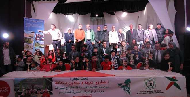 نجاح المهرجان الوطني ال12 للشطرنج بأكادير