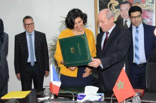المغرب وفرنسا حريصان على دعم التعاون التقني في مجالات التشغيل