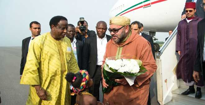 الملك محمد السادس يترأس مراسيم التوقيع على 25 اتفاقية ثنائية مع غانا