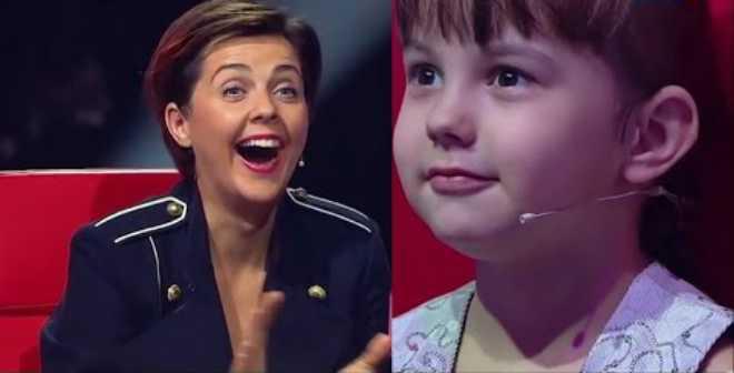 طفلة صغيرة تبهر لجنة التحكيم بموهبتها الخارقة في حساب الأرقام !!