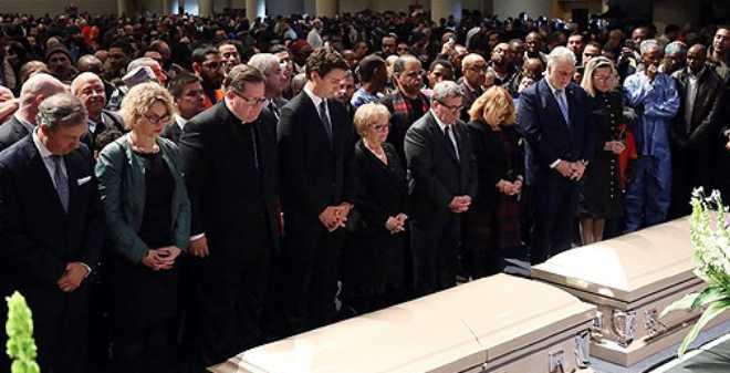 ترحيل جثمان المغربي الذي توفي في الهجوم على مسجد في كيبيك