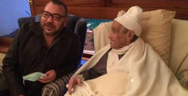 الملك محمد السادس: المغرب فقد برحيل بوستة أحد رجالاته الكبار
