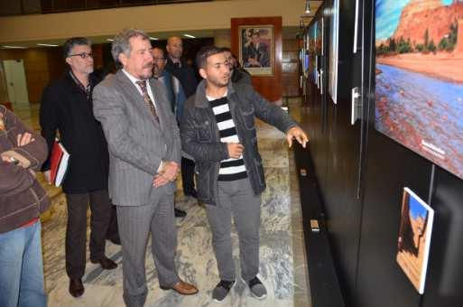 افتتاح معرض فوتوغرافي بالرباط حول قصبات المغرب