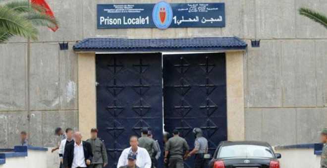 هروب 7 معتقلين من سجن سلا بعد اعتدائهم على الموظفين