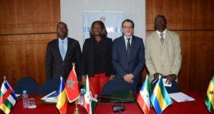 رابطة ناشري إفريقيا الوسطى