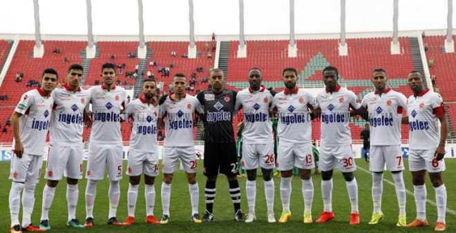الوداد يطيح بالقطن ويقترب من التأهل لربع نهائي دوري أبطال إفريقيا