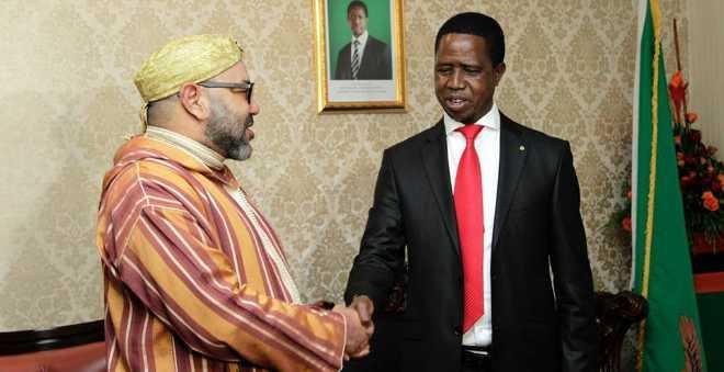 بعد الزيارة الملكية.. زامبيا تؤكد سحب اعترافها بما يسمى