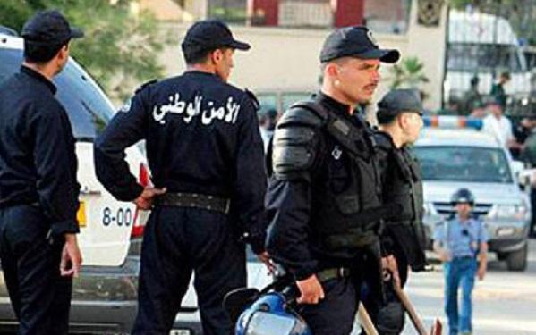 الأمن يوقف 15 متهم بالتحريض على الإرهاب