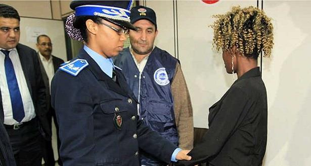 توقيف برازيلية حاولت تهريب مخدرات بمطار محمد الخامس