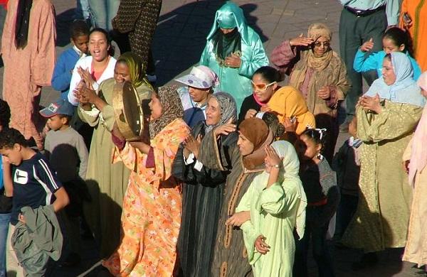 سعادة المغاربة تحتل الصف 84 عالميا